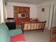 Alquiler piso amueblado 2 habitaciones en benimamet valencia
