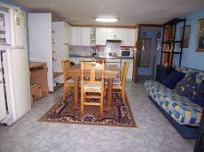 Urbenorte alquila piso amueblado, 2 dormitorios, planta baja