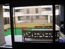 Alquiler espl�ndido apartamento con jardin