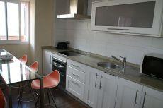 Luminoso apartamento de 90 m2 con terraza.