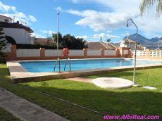Bungalow en Albir con piscina comunitaria