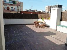 Obra nueva con terraza de 55m2