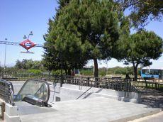 Casa centrica en pleno pulm�n de Madrid.