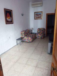 Casa de planta baja situada en pleno centro de Almeria
