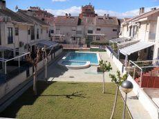 Magnifico duplex amueblado con piscina comunitaria en zona r