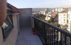 Impresionante �tico, 1 dormitorio, 2 terrazas, garaje