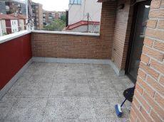 Barrio Bilbao, piso atico 40 m2, exterior, ascensor, terraza