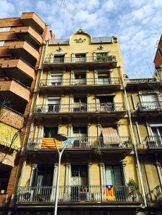Piso de 2 habitaciones amueblado en Barcelona