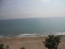 Benicasim primerisima linea de playa frontal al mar 4 dormit