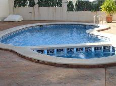 2 Hab. Nuevo con piscina y parking