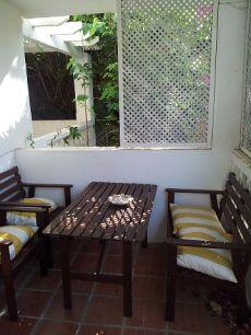 Alquiler vivienda con garaje piscina y dos terrazas