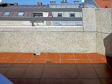 �tico a estrenar, 2 dormitorios, terraza, vistas ria, garaje