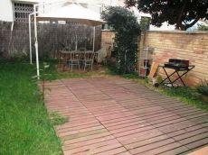 Bonito piso seminuevo con gran patio