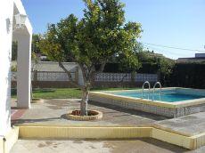 Chalet piscina gran jardin
