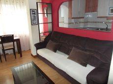 Piso reformado y amueblado de 3 habitaciones y 1 ba�o
