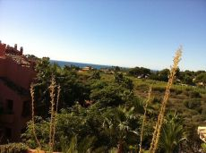 Atico duplex de lujo junto a la playa
