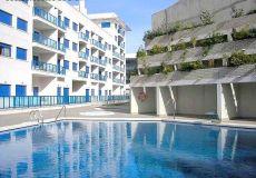 Apartamento amueblado nuevo en complejo alicante hills