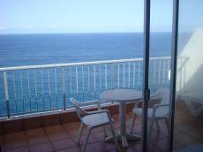 Estupendo piso en la Paz con terraza y hermosas vistas