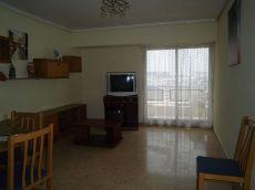 Alquiler piso 4Habitaciones amueblado en San Isidro Valencia