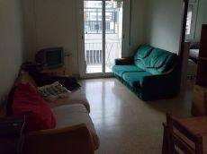 Piso de 3 habitaciones dobles