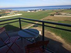 Apartamento en foz, con vistas al mar y terraza