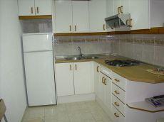Apartamento amueblado sencillo en buen estado economico