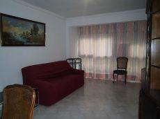 Alquiler piso 3 habitaciones amueblado en Jesus, Valencia