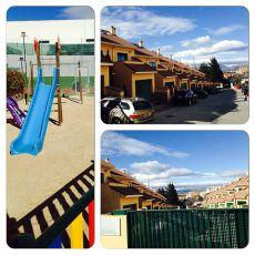 Chalet adosado en Pedrezuela, urbanizaci�n privada