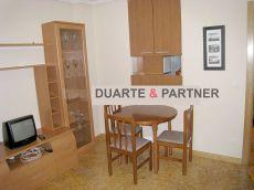 Alquiler de apartamento amueblado en Quevedo