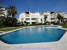 Sin comisiones Estepona Sun Beach piso 2 hab. 2b y piscina