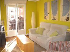 Estupendo piso de 3 habitaciones muy luminoso.