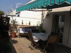 Alquiler con terraza