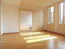 Piso en alquiler de 60 m2 sin amueblar. 2 habitaciones