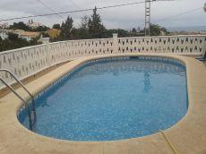 Villa con piscina y buenas vistas en Denia