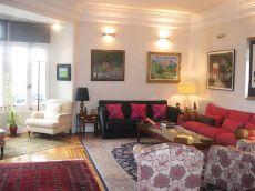 Piso de lujo en la zona noble del Barrio de Salamanca
