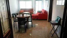 Vivienda amueblada de 3 habitaciones 2 ba�os, balcon amplio