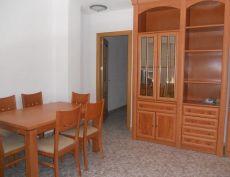 Se alquila piso amueblado en Ruzafa