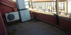 Atico 1 dormitorio. Terraza. Zona centro