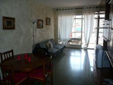 Piso de 3 habitaciones, amueblado y equipado