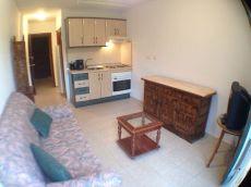 Duplex en Las Chapas Playa 1 dormitorio