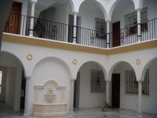 Casa en el centro de moguer