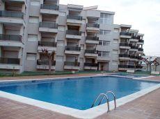 Piso con zona comunitaria con piscina y pk