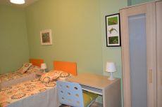 Bonito piso decorado con muebles modernos y de gran calidad.