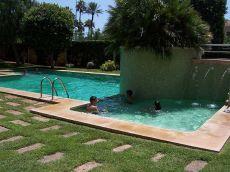 Planta baja en complejo con piscinas en el portixol