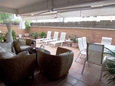estupendo piso con terraza jard�n