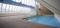 Atico con piscina