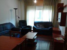 Apartamento de 2 dormitorios en o Restollal