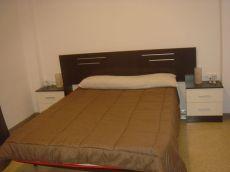 Tres dormitorios amueblada 375 zona carmelitas
