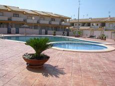 Alquiler casa terraza Cartagena
