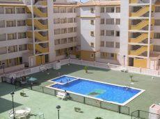 Alquiler �tico ascensor y piscina Cartagena